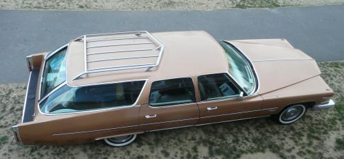 1975 Cadillac Fleetwood El Classico