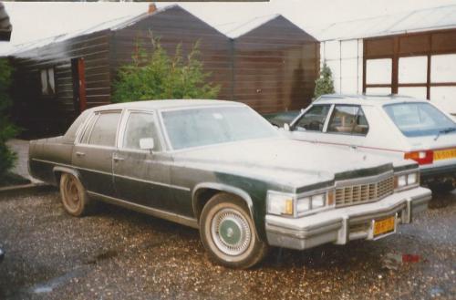 38. 1977 Fleetwood Wateringen