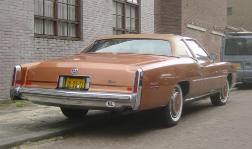 39. 1977 Eldo