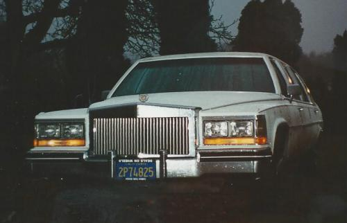 55. 1984 Limo voor