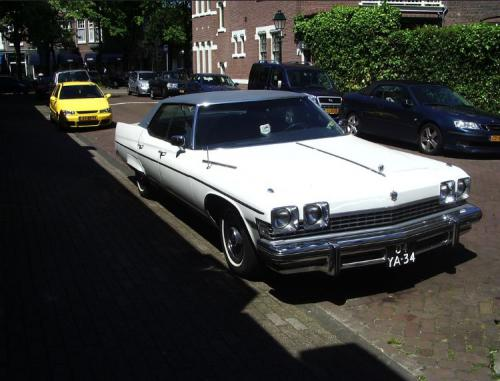 Buick Electra 1974 a