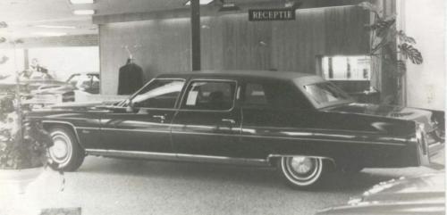 Fleetwood bij Hessing 1974