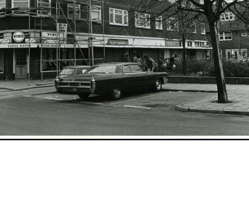 Hildebrandstraat 1980 1965 Cadillac