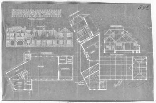 1908 bouwdossier