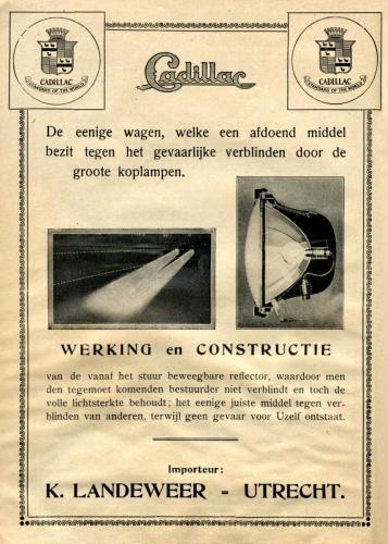 1921 0414 De Auto