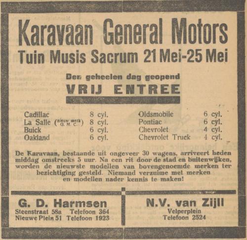 1927 Arnhemse krant 21-05