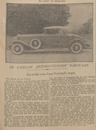 1930 Dagblad van Noord Brabant 6-8