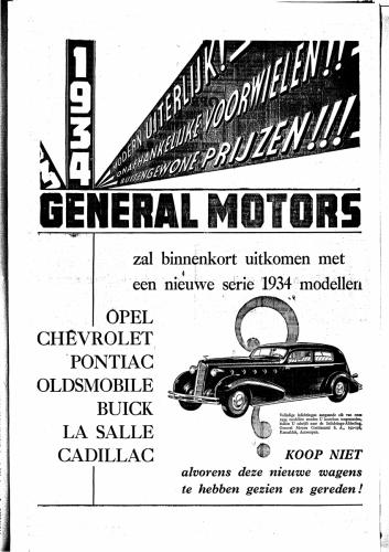 1934 De Gelderlander 4 1 1934