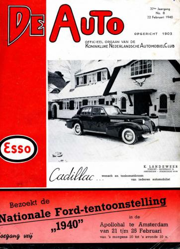 1940 0222 De Auto