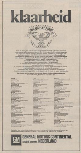 1973 Volkskrant 25-09