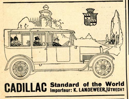 Cadillac  19220415 Buiten
