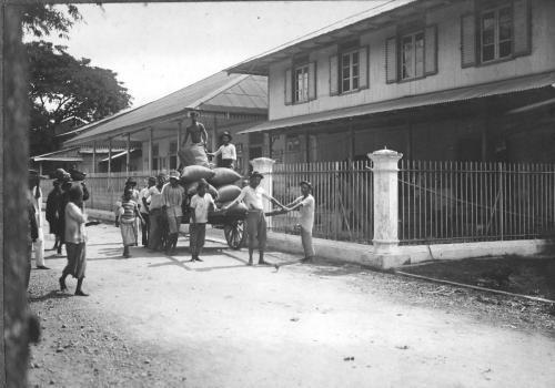 bazaar Amboina