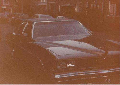 Pontiac sept 1980